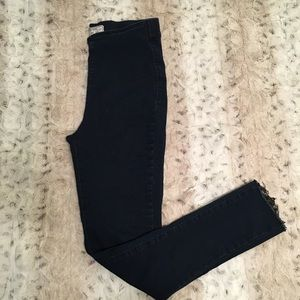NWOT FREE PEOPLE HIGH RISE JEANS